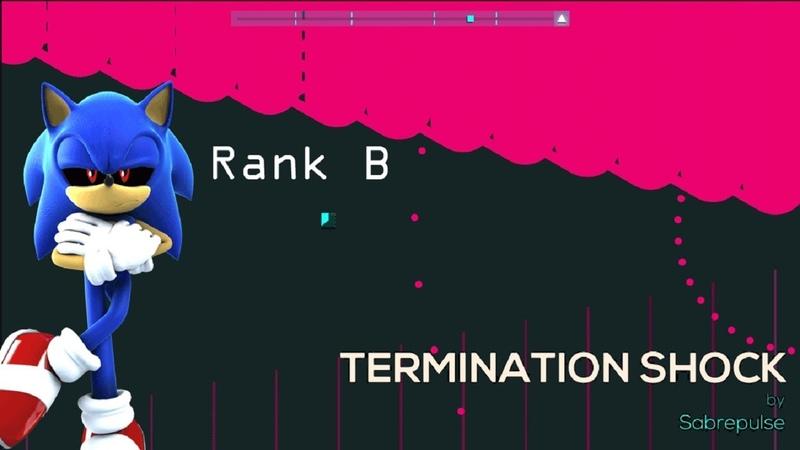 HARDEST ISLAND LEVEL! JSB 7 - TERMINATION SHOCK [1080p60]