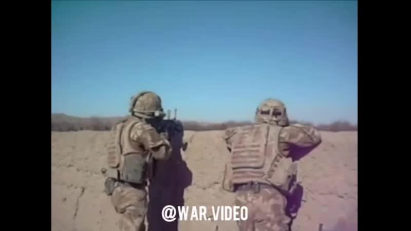 Вот так обычно в Афганистане начинаются перестрелки