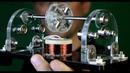 Запрещенный Вечный двигатель Бедини работающий на магнитном поле