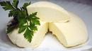 Сыр за 10 минут из молока Время на стекание сыворотки ☆ Как приготовить сыр в домашних условиях