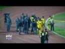 В Эфиопии футболисты вместе с тренером напали на судью во время матча. Видео прикол