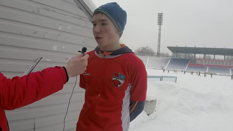 Friendly Cup 2018   Интервью (Птз Буллз - ПКСК-2)   Артём Чебаков