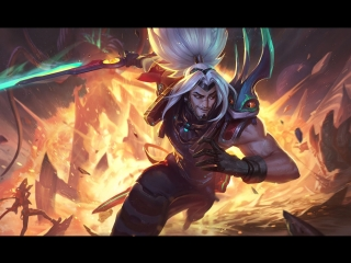God yasuo plays (only i think so)