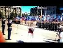 День Победы в Липецке в 2018 году Запись трансляции и видео вебкамер с монитора компьютера