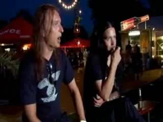 Интервью с группой Mayhem (Путешествие металлиста)