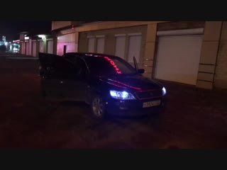 Громкий Фронт Mitsubishi Lancer Fsd audio