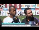 Fatih Terim Mariano Röportajı ve Galatasaray Antremanı 5 NİSAN 2018