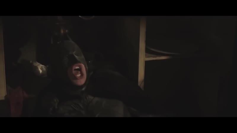 Бэдмен VS Пугало