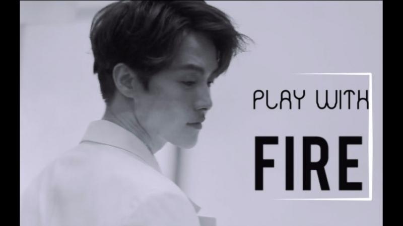 Фан видео 马天宇x万茜 ︳杂志快剪︳PLAY WITH FIRE P1