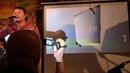 Курапцев Саша экран Фонтаны ! зеленка !! я благо Сашу Курапцева и пригл Сашу Гущина 01107