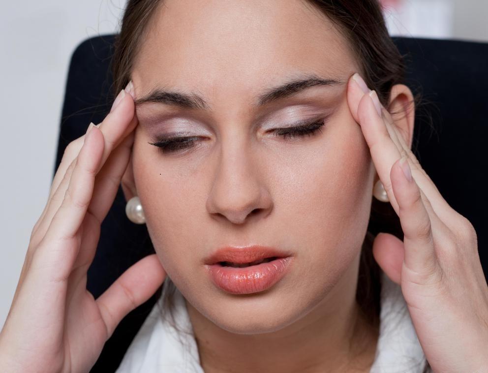 Симптомы монотерапии могут включать усталость и головную боль.