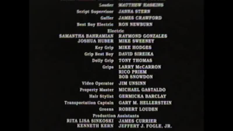 Movie End Credits 546 Win a Date with Tad Hamilton