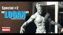 Special2 -LOGAN (Логан- первый ролик по Марвел) MARVEL COMICS