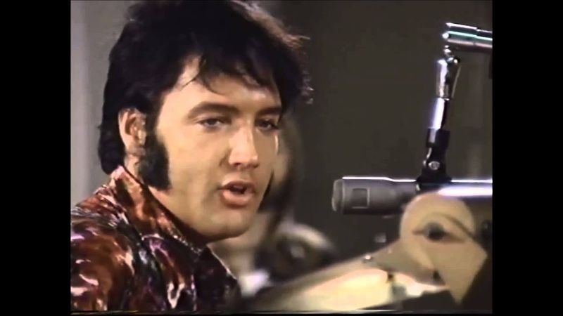 Elvis Presley - TTWII Culver City Rehearsal 50's/60's Segment - 29/07/70 (with new audio)