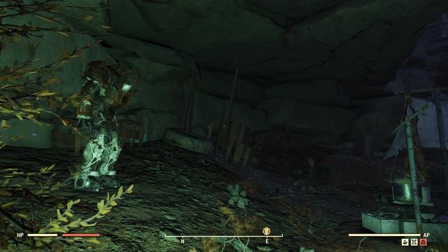 Рейдерская силовая броня в Fallout 76