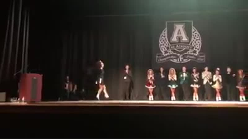 The Academy Feis 2019 - o13 Parade of Champions | Ирландские танцы