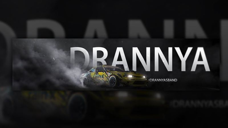 SPEED ART BANNER VK | Drift | Drannya