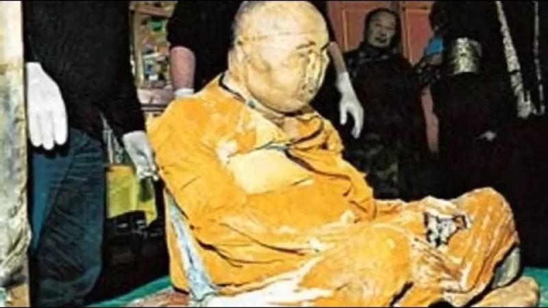 Живая мумия Необъяснимый феномен Бурятского ламы