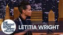 What Are Those Meme Has Black Panther's Letitia Wright's Shoe Game Under Attack