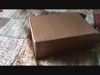 Обзор распаковка AIR Huarache x OFF-WHITE от Интернет-магазина BERISHMOT Store