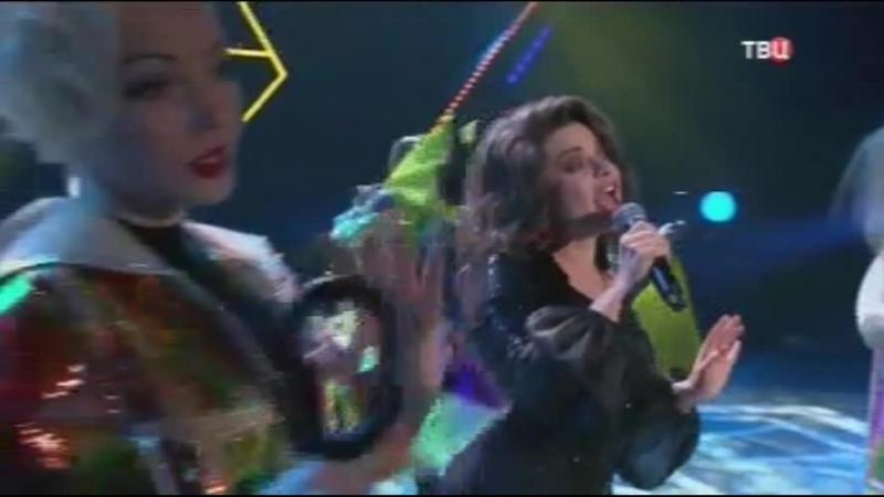 Наташа Королёва - Осень под ногами (Концерт ''Удачные песни 2018'') (ТВЦ) (15.07.2018)