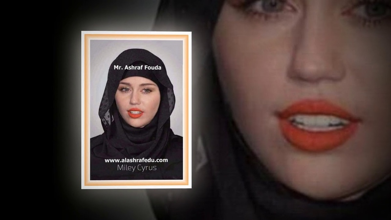 Miley Cyrus converts to Islam and wears Hijab 2020