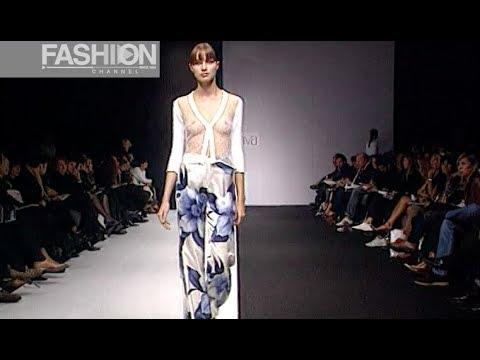 LORENZO RIVA Spring Summer 2003 Milan - Fashion Channel