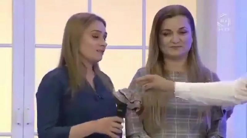 АЗЕРБАЙДЖАНКА НАБРАВШАЯ РЕКОРДНЫЕ 700 БАЛОВ