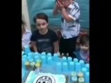Юному болельщику Наполи подарили торт