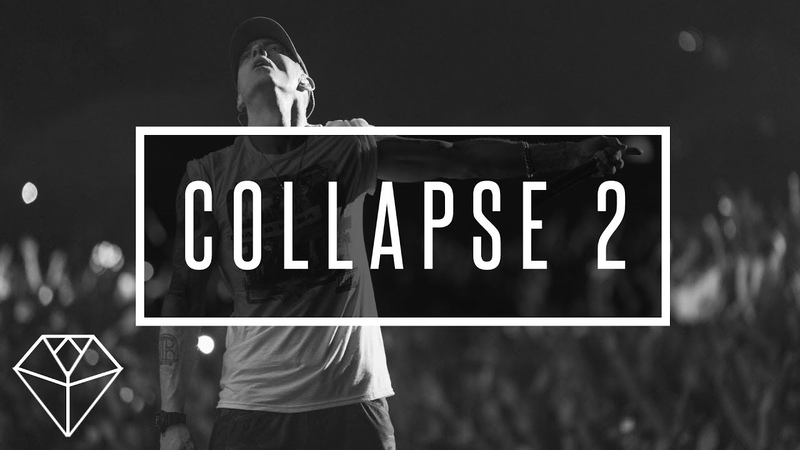 [FREE] EMINEM Type Beat / Angry Hard Aggressive Rap Beat Hip-Hop Instrumental - Collapse 2