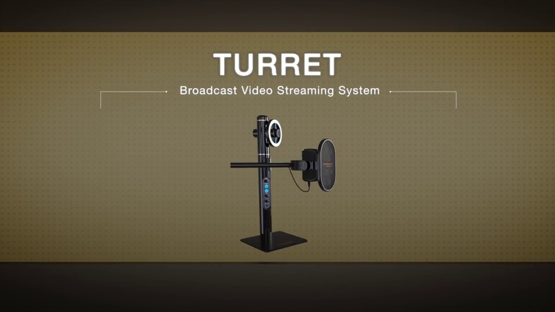 Marantz Professional TURRET - All in One Broadcast System
