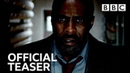 LUTHER Series 5 | EXCLUSIVE TEASER - BBC/Тизер пятого сезона сериала Лютер