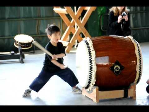 4-9-2011 Taiko Drum Concert for Children @ Mid Hudson Childrens Museum (Part 55)