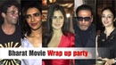 Salman Khan's Bharat Wrap Up Party | Katrina Kaif | Ali Abbas Zafar | Tabu