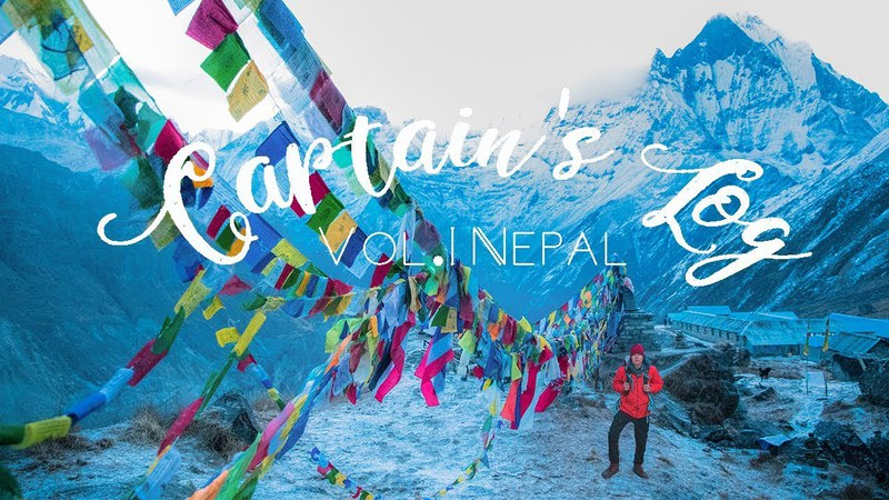 Captain's Log Vol. I Nepal