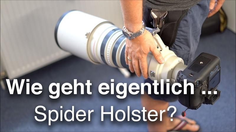 Eigentlich Spider Holster Erklärungen