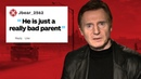 Liam Neeson Responds to IGN Comments