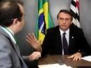 Bolsonaro fica Nervoso ao ser perguntado sobre seus Crimes no Exército e Expulsão