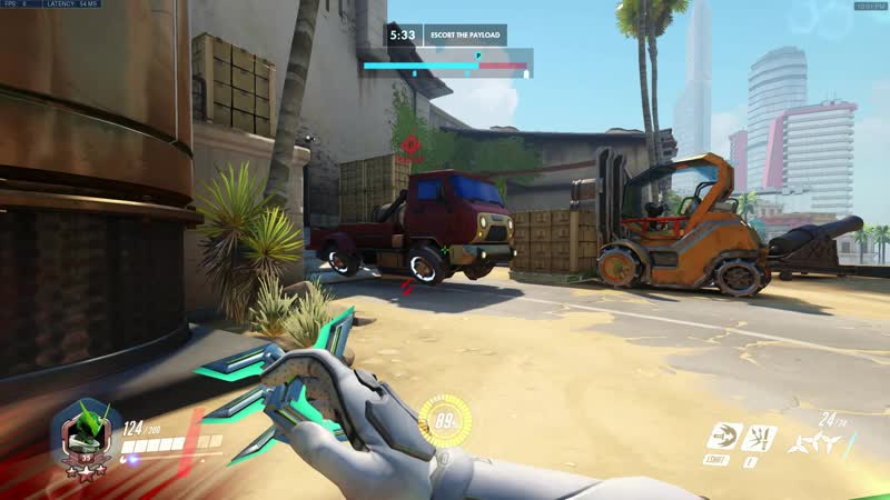 Payload Training for Genji Mains