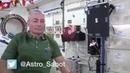 Астронавты NASA показали на МКС космические трюки со спиннер