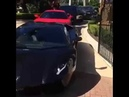Car Line Up At The Candy Shop Mansion - Travers Beynon A.K.A. CandyMan.