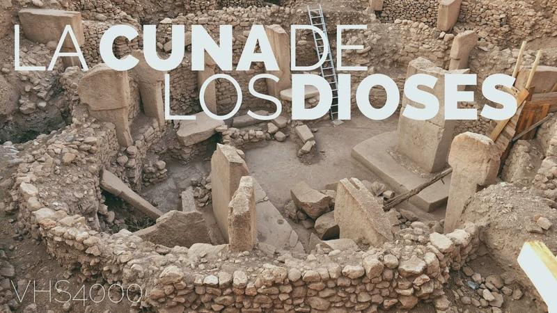 La cuna de los dioses, el misterio de hace 12.000 años, documental en Español.