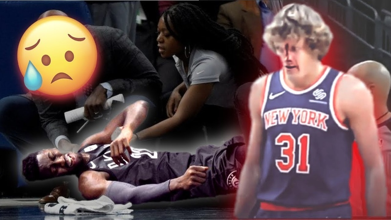 💔NBA Heartbreaking Injuries In 2018 19 Season 💔 Pt 2