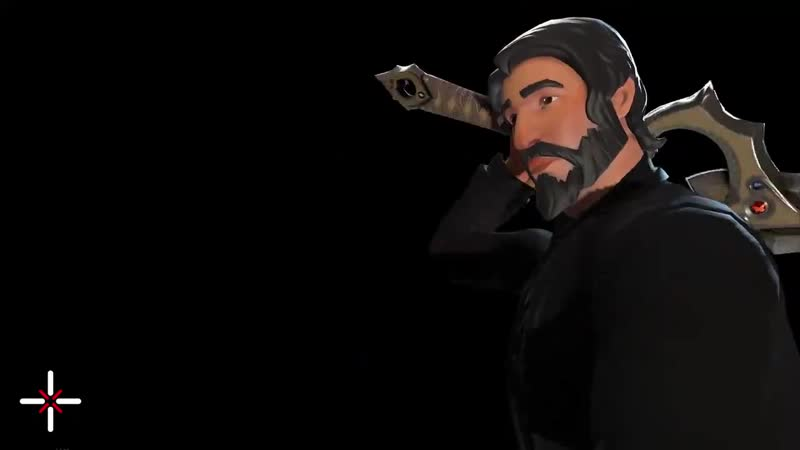Анимация Меча