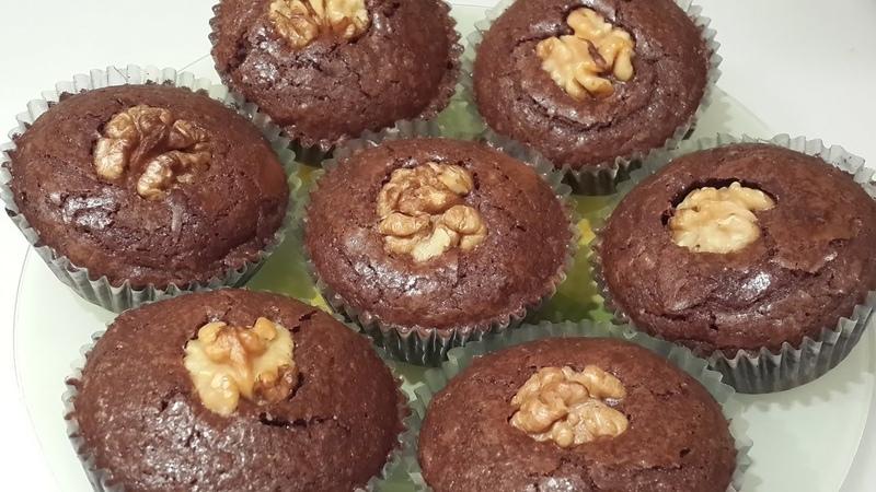 Шоколадные брауни Chocolate Fudgy Brownies (English subtitles)