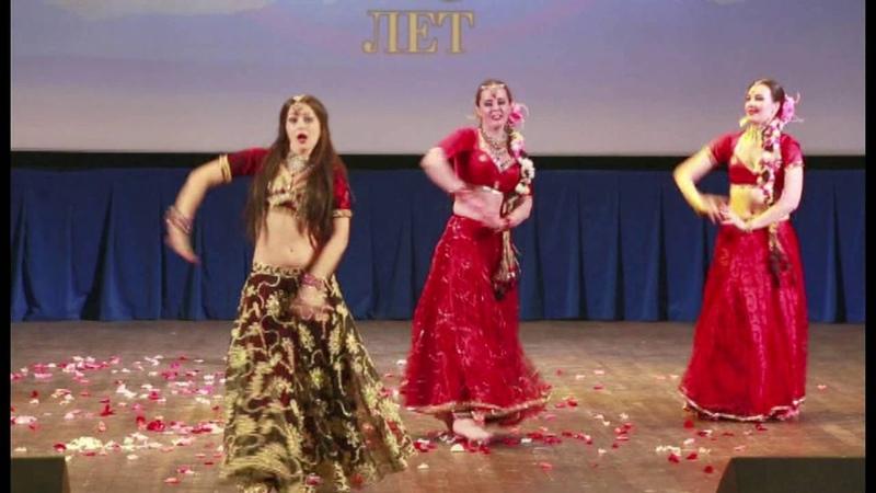 KAJRA RE - SONG BUNTY AUR BABLI DANCE GROUP ANJALI, МOSCOW