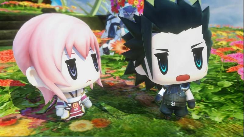 NS\XBO\PS4 - World of Final Fantasy Maxima Art Screenshot Portfolio