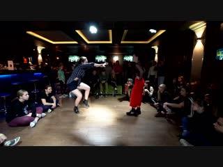 Liza Zak vs Nuts/Дэнсхолл/Полу-финал/Охотный Прокач (г. Самара 2018)