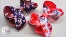 Laço Boutique Charme 🎀 Ribbon Bow Tutorial 🎀 DIY by Elysia Handmade