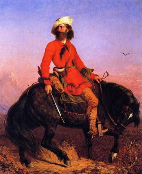 Чарльз Дис классик американской живописи, художник-реалист, известный картинами на тему дикого Запада. Он познакомился с искусством, посещая ателье художника Томаса Салли, а также музей